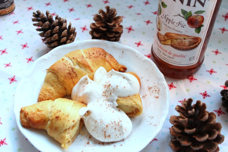 Apfel Croissants 7