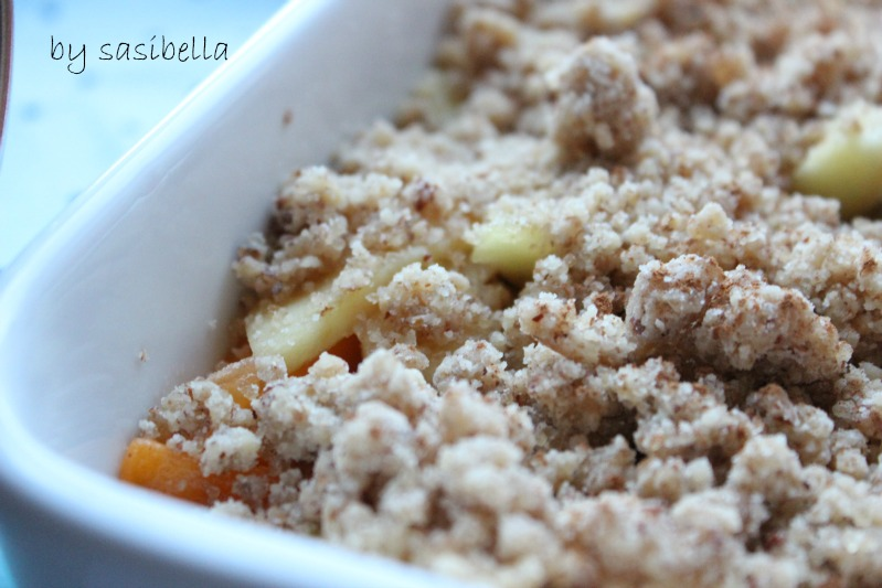 Apfel-Sharon Crumble 25