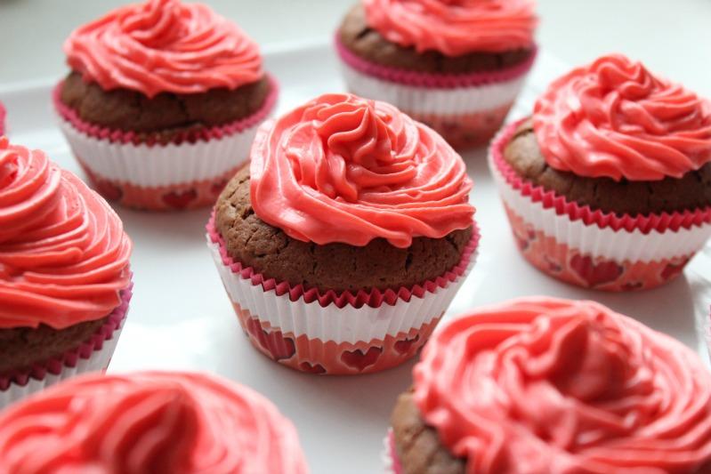 """Süße Versuchung"" -Cupcakes zum Valentinstag 23"