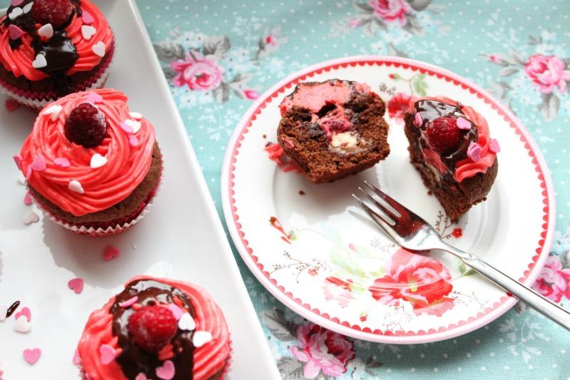 """Süße Versuchung"" -Cupcakes zum Valentinstag 26"