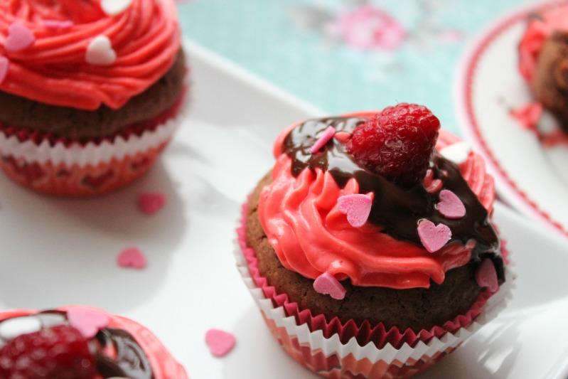 """Süße Versuchung"" -Cupcakes zum Valentinstag 25"