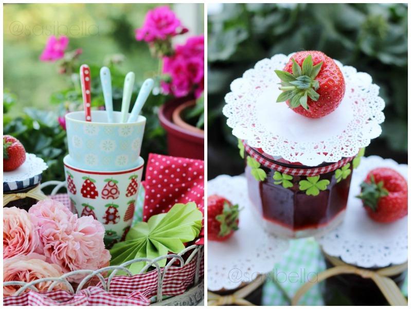 Erdbeerwoche Tag 6 - Verschiedene Sorten Erdbeermarmelade 18
