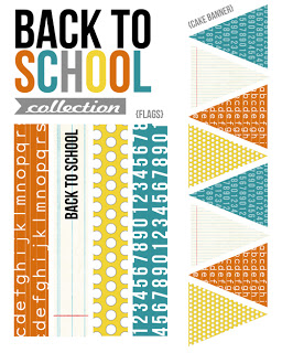 Fundgrube Einschulung / Back to School 12