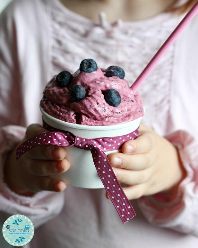 Waldbeeren Frozen Yoghurt 25