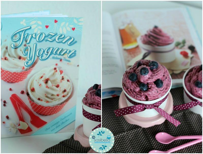 Waldbeeren Frozen Yoghurt 22