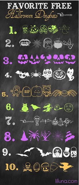 Fundgrube Ideen für Halloween 4