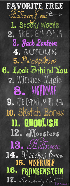 Fundgrube Ideen für Halloween 5