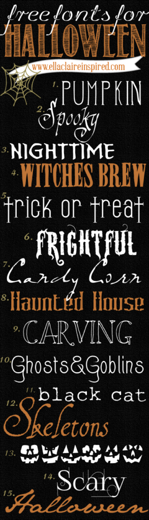 Fundgrube Ideen für Halloween 26