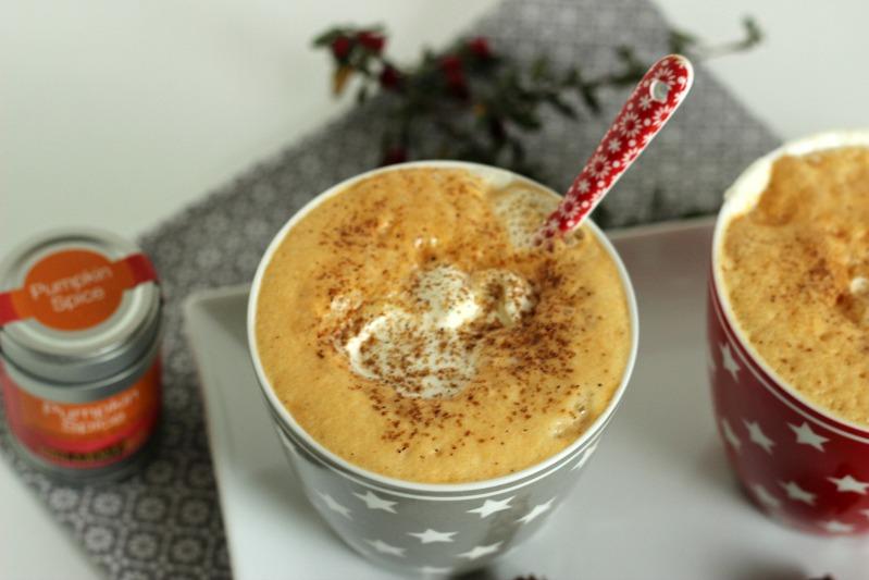 Pumpkin Spice Latte einfach selbermachen 9