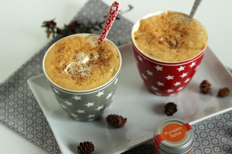 Pumpkin Spice Latte einfach selbermachen 6