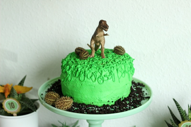 Jurassic Park / Dino Geburtstagsparty 2