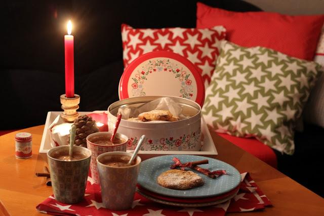 """Die Keksproduktion hat begonnen-  """"Malteser-Cookies und Sternchenfieber"""" 33"""