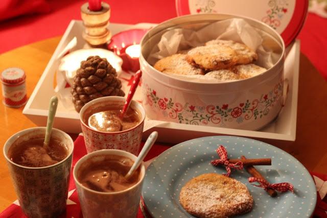 """Die Keksproduktion hat begonnen-  """"Malteser-Cookies und Sternchenfieber"""" 35"""