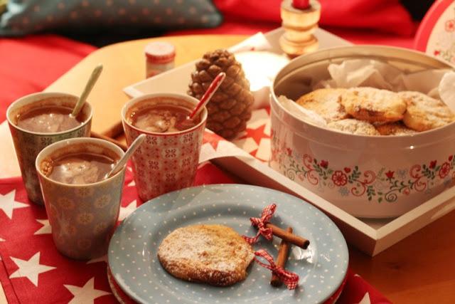 """Die Keksproduktion hat begonnen-  """"Malteser-Cookies und Sternchenfieber"""" 39"""