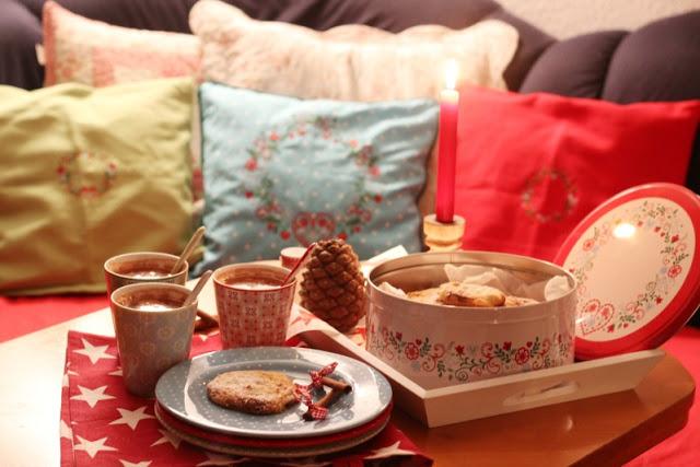 """Die Keksproduktion hat begonnen-  """"Malteser-Cookies und Sternchenfieber"""" 37"""