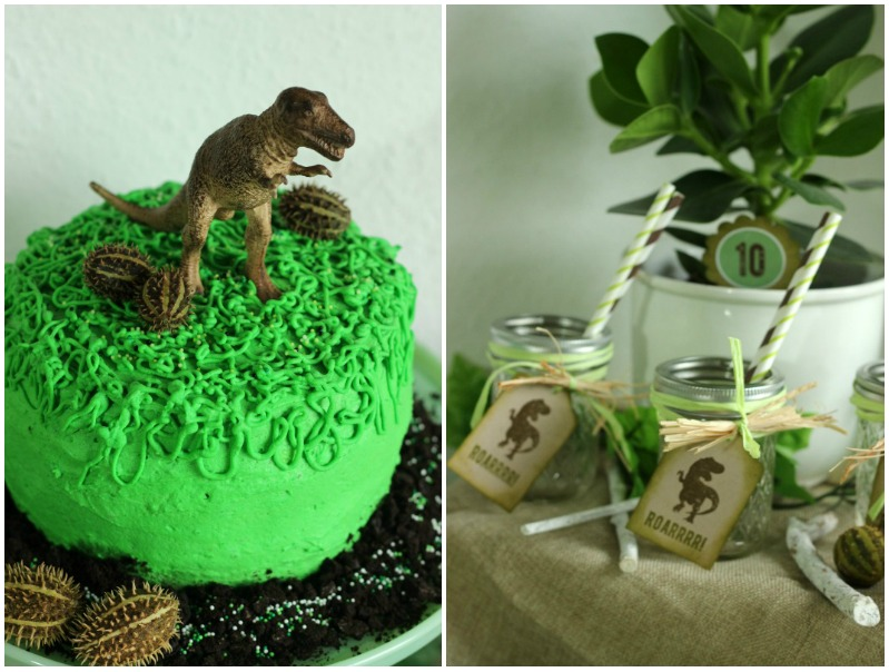 Jurassic Park / Dino Geburtstagsparty 6
