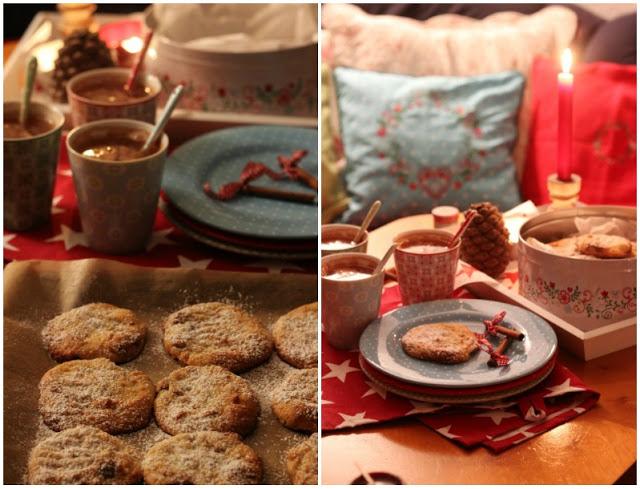 """Die Keksproduktion hat begonnen-  """"Malteser-Cookies und Sternchenfieber"""" 36"""
