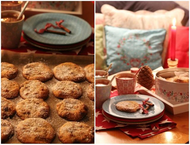 """Die Keksproduktion hat begonnen-  """"Malteser-Cookies und Sternchenfieber"""" 34"""