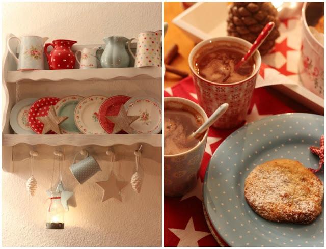 """Die Keksproduktion hat begonnen-  """"Malteser-Cookies und Sternchenfieber"""" 38"""