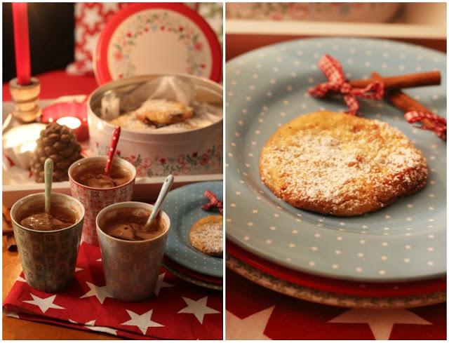 """Die Keksproduktion hat begonnen-  """"Malteser-Cookies und Sternchenfieber"""" 40"""