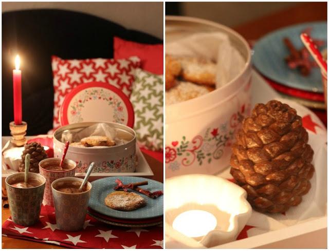 """Die Keksproduktion hat begonnen-  """"Malteser-Cookies und Sternchenfieber"""" 42"""