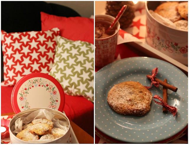 """Die Keksproduktion hat begonnen-  """"Malteser-Cookies und Sternchenfieber"""" 44"""