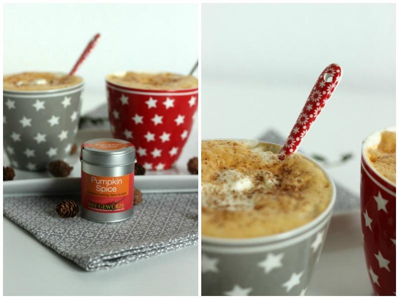 Pumpkin Spice Latte einfach selbermachen 5