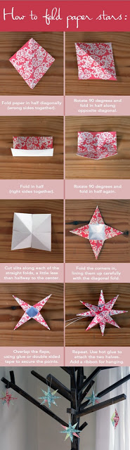 http://diyreal.com/how-to-fold-paper-stars/