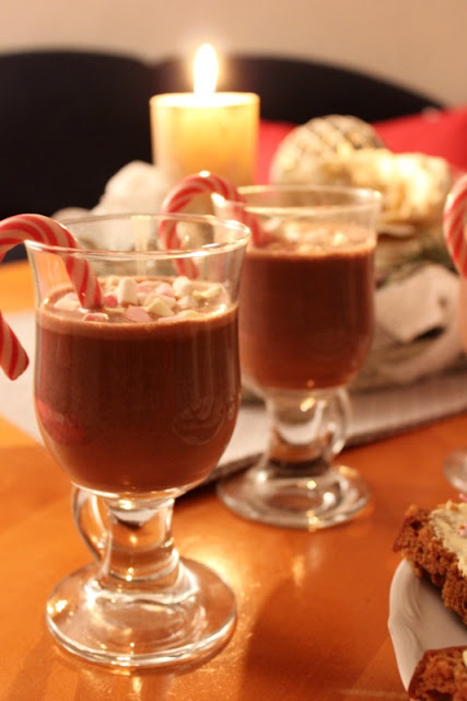 Adventskalendertürchen # 12 - Hot Chocolate 13