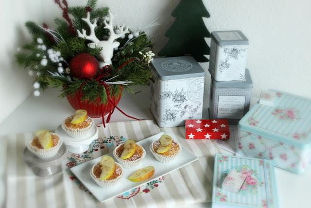 Gewürz-Apfelmus-Muffins, lecker zur Weihnachtszeit 2