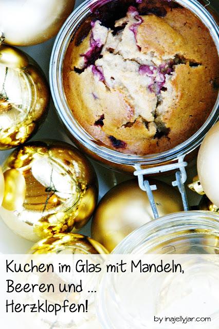 """Adventskalendertürchen # 18 -  Gastpost von Conny (moment in a jelly jar) mit """"Kuchen im Glas"""" 3"""