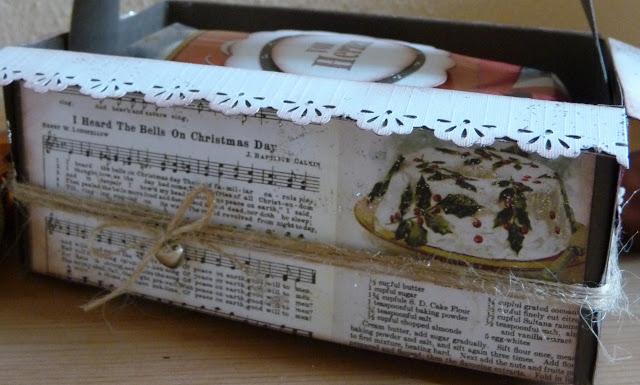 Brotbox aus Papier - Gastpost von stampin funny 2