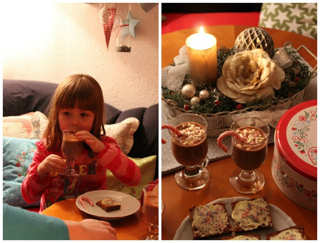 Adventskalendertürchen # 12 - Hot Chocolate 14