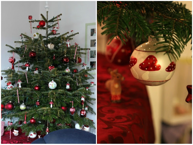 Adventskalendertürchen # 24 - Frohe Weihnachten euch allen,ein Mutzenmandeln Rezept und die Gewinner sind............. 4
