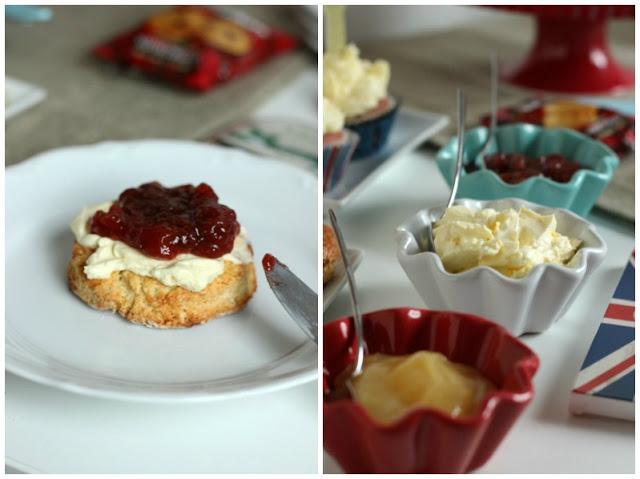 Kreativer Freitag # 1/2014 -  English Afternoon Tea Party 34