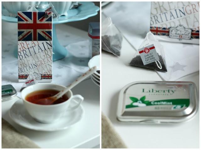 Kreativer Freitag # 1/2014 -  English Afternoon Tea Party 7