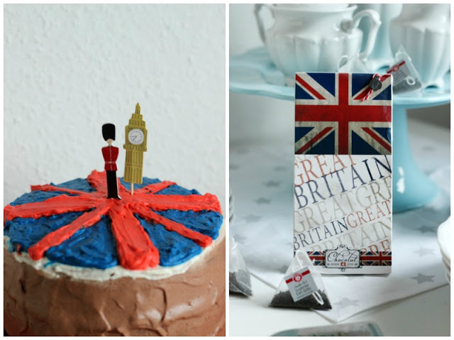 Kreativer Freitag # 1/2014 -  English Afternoon Tea Party 10