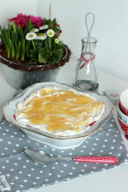 Himbeer - Lemon Curd Dessert 15
