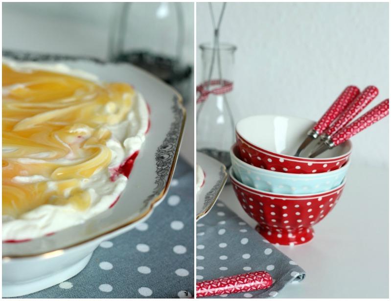 Himbeer - Lemon Curd Dessert 16
