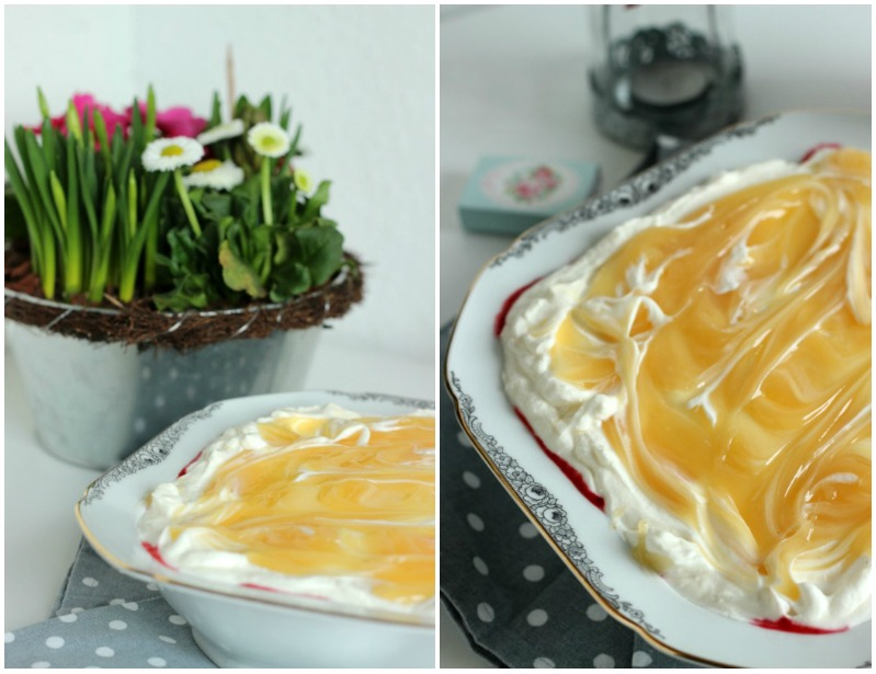 Himbeer - Lemon Curd Dessert 18