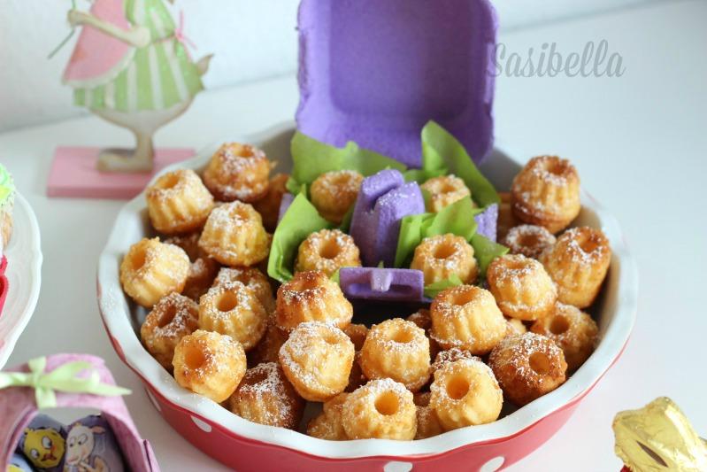 Fremdgebloggt - Ein Sweet Table für Elas Osterkalender 42