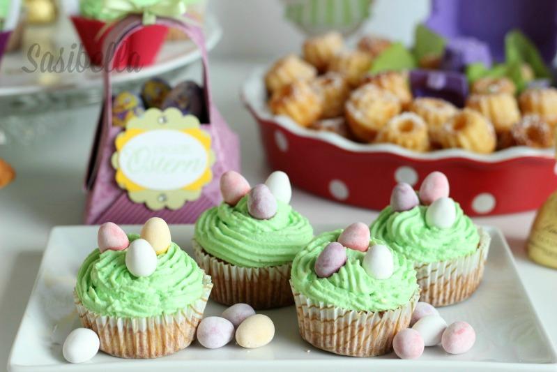 Fremdgebloggt - Ein Sweet Table für Elas Osterkalender 45