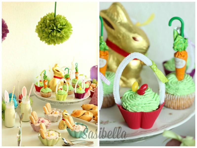 Fremdgebloggt - Ein Sweet Table für Elas Osterkalender 41