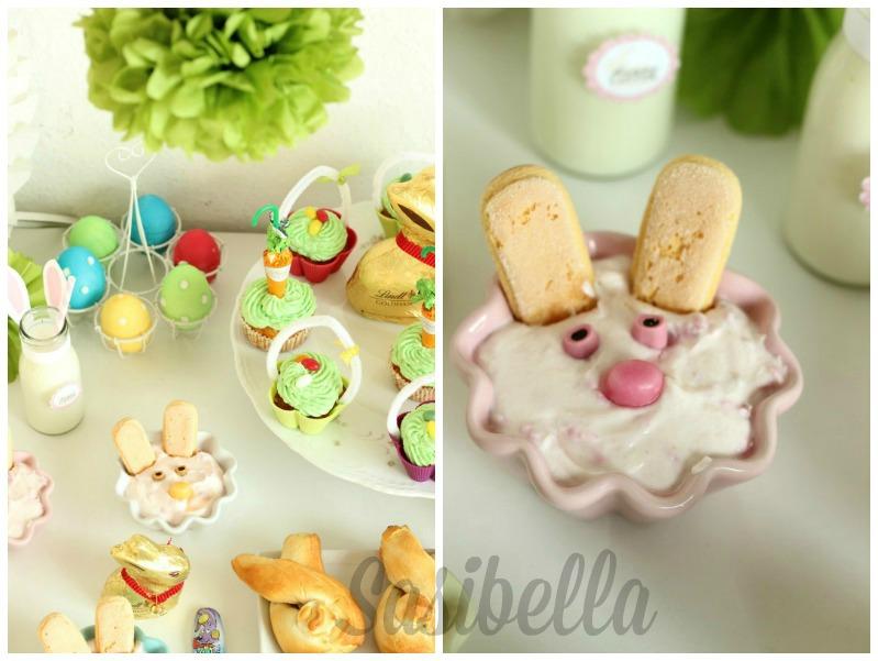 Fremdgebloggt - Ein Sweet Table für Elas Osterkalender 55