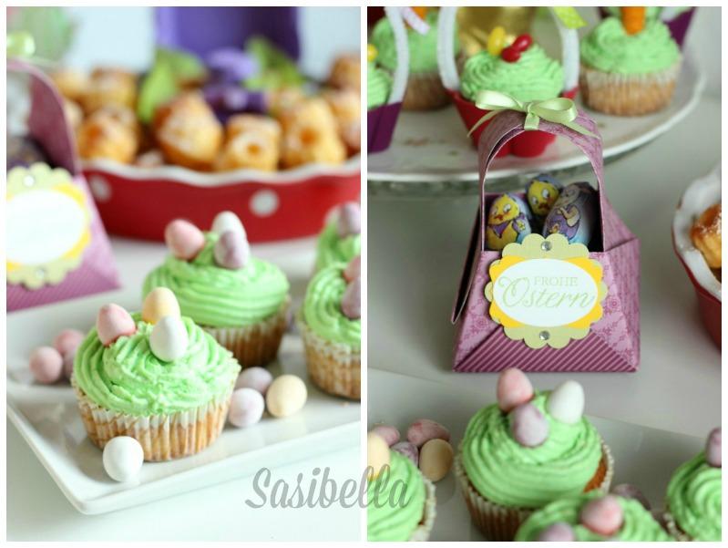 Fremdgebloggt - Ein Sweet Table für Elas Osterkalender 47