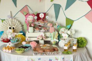 Eulen-Party zum 6. Geburtstag
