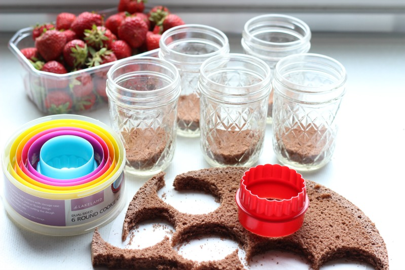 Erdbeer Tiramisu im Glas 3