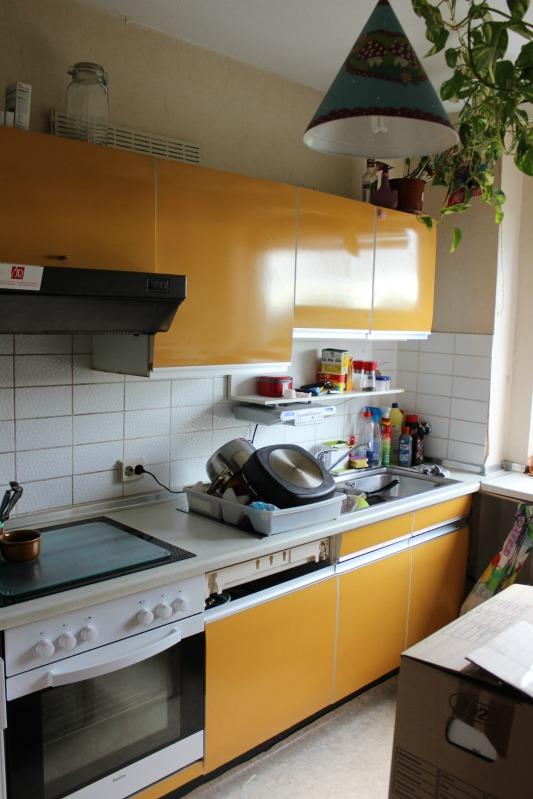 Einschulungstorte und Küchenrenovierung 4