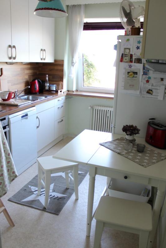 Einschulungstorte und Küchenrenovierung 11