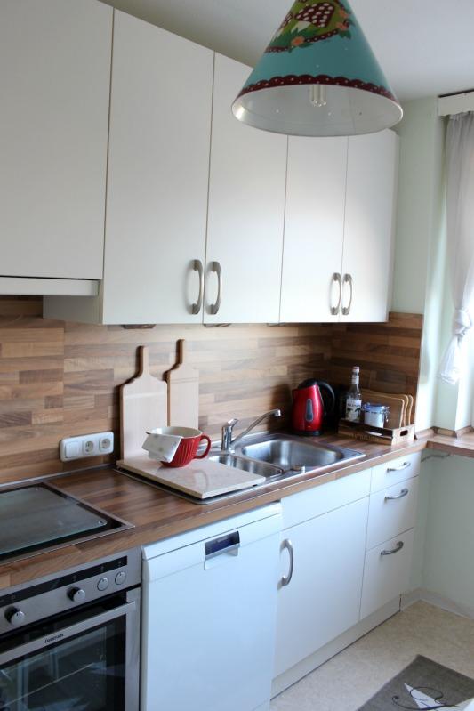 Einschulungstorte und Küchenrenovierung 6